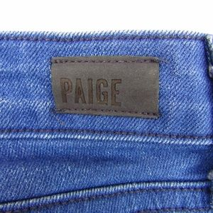 PAIGE Jeans - Paige Verdugo Ultra Skinny French Blue Women Jeans